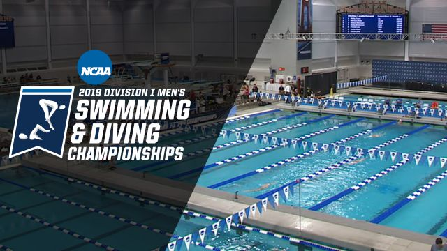 NCAA Men's Swimming and Diving Championships (Day 3)