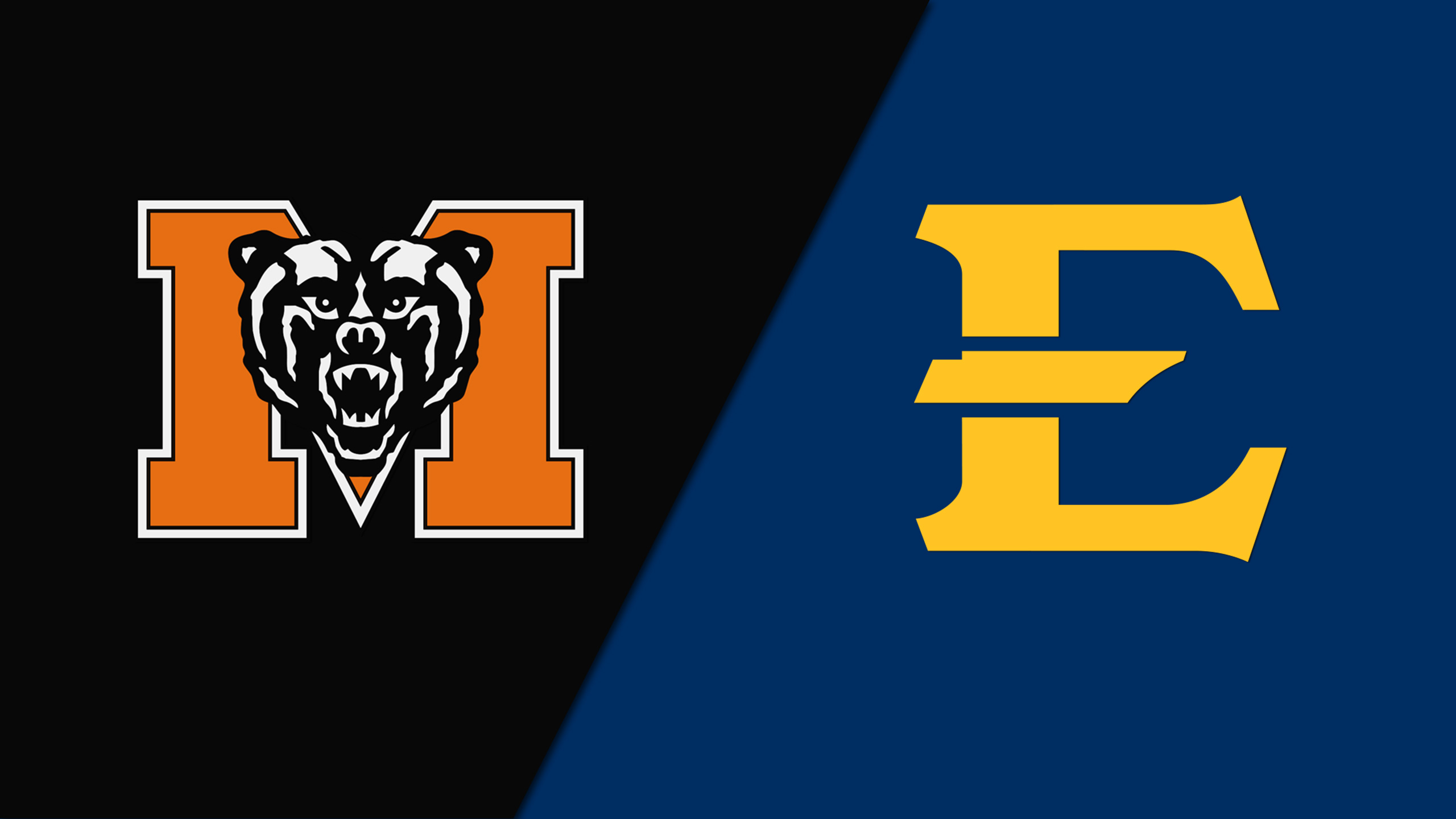 Mercer vs. East Tennessee State