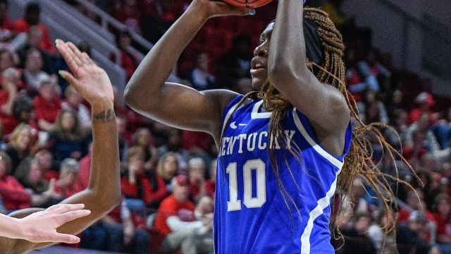 Charlotte vs. #15 Kentucky (W Basketball)