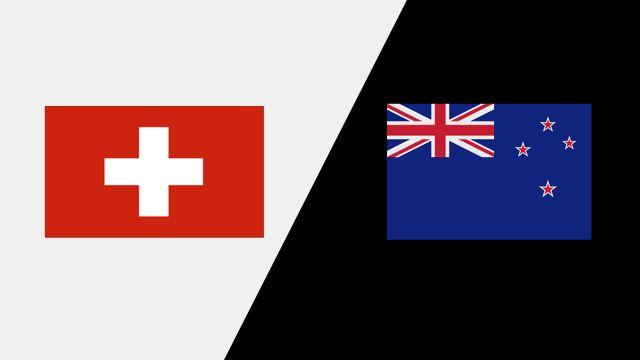 Switzerland vs. New Zealand
