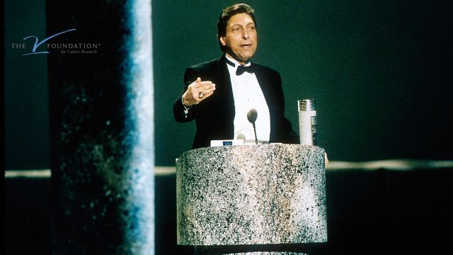 Wed, 12/4 - 2019 Jimmy V Week For Cancer Research: Jim Valvano's ESPY Speech