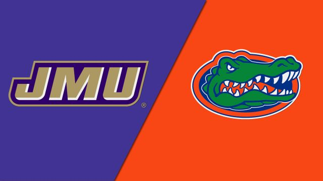 James Madison vs. #11 Florida (W Volleyball)