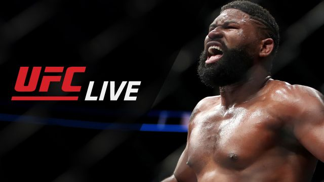 Fri, 1/24 - UFC Live: Fight Night Raleigh
