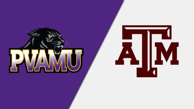 Prairie View A&M vs. #21 Texas A&M (Baseball)