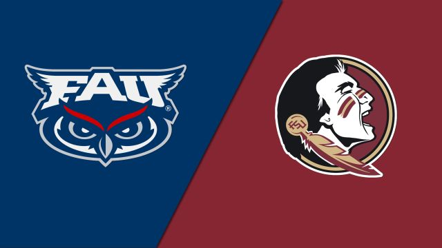 Florida Atlantic vs. #14 Florida State (Baseball)