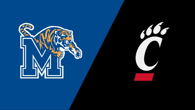 Memphis Tigers vs. Cincinnati Bearcats