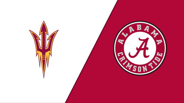 Arizona State vs. #8 Alabama (Site 15 / Game 3) (NCAA Softball Regionals)