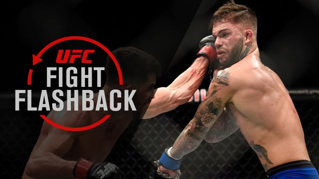UFC Fight Flashback: Cruz vs. Garbrandt