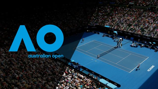 Rod Laver Arena (First Round)