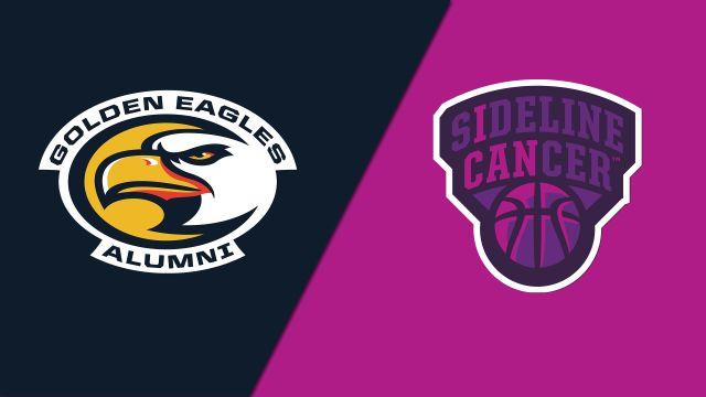 Golden Eagles vs. Sideline Cancer (TBT) (Regional Final)