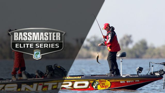 Bassmaster Elite Series at Lake Guntersville