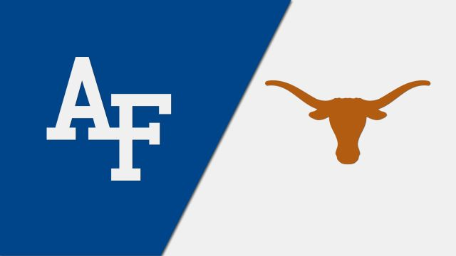 Air Force vs. Texas (re-air)