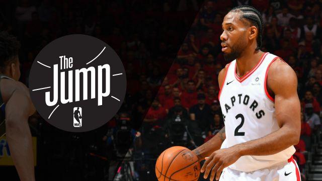 NBA: The Jump