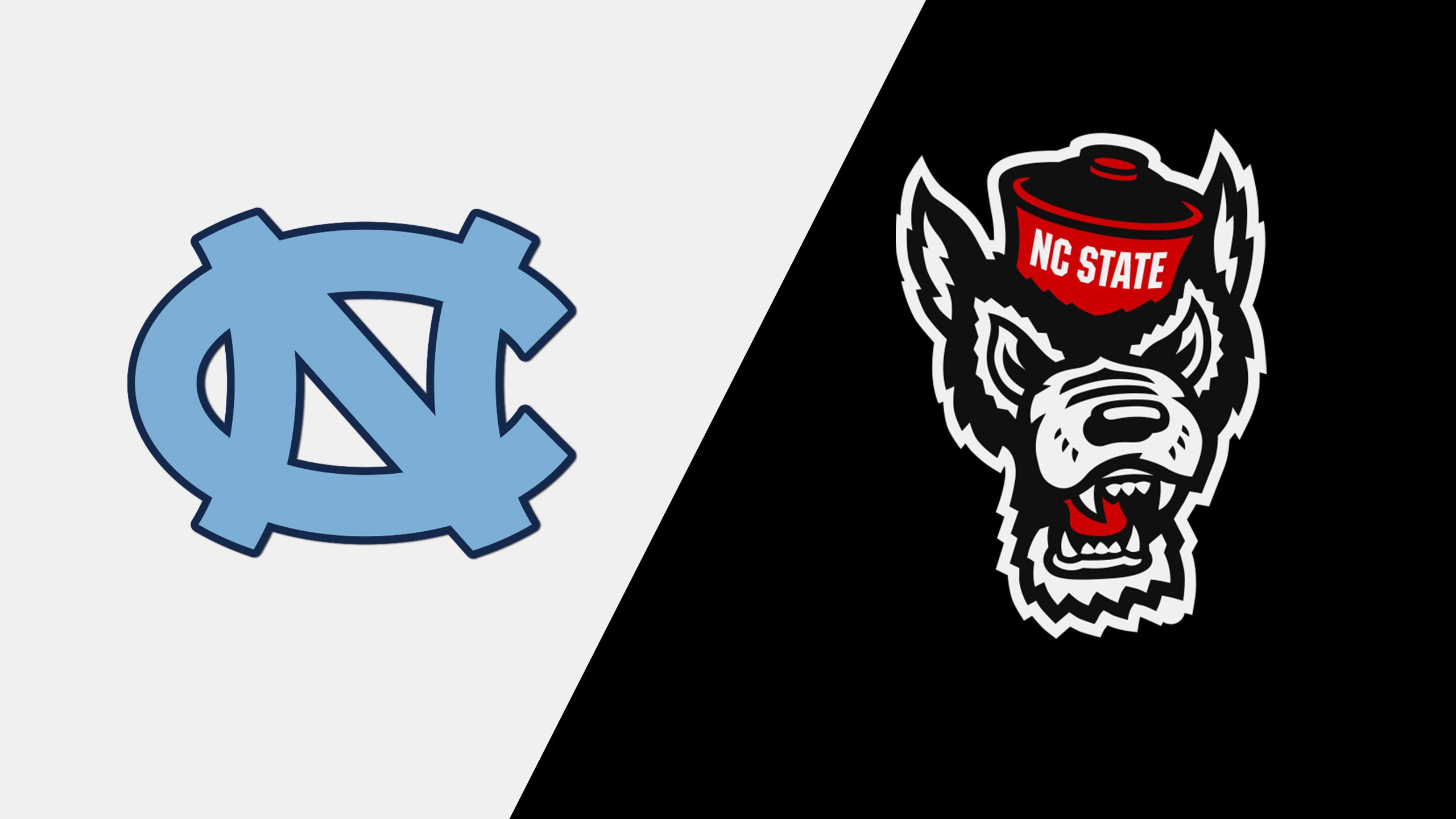 #1 North Carolina vs. NC State (M Soccer)