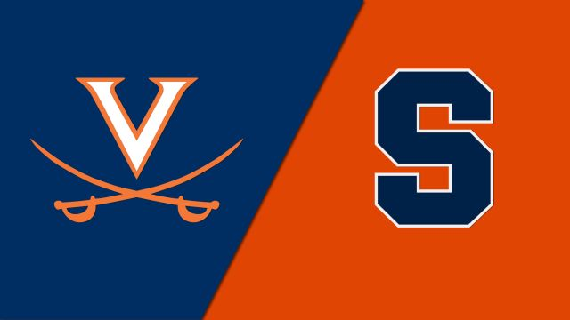 Virginia vs. Syracuse (W Volleyball)