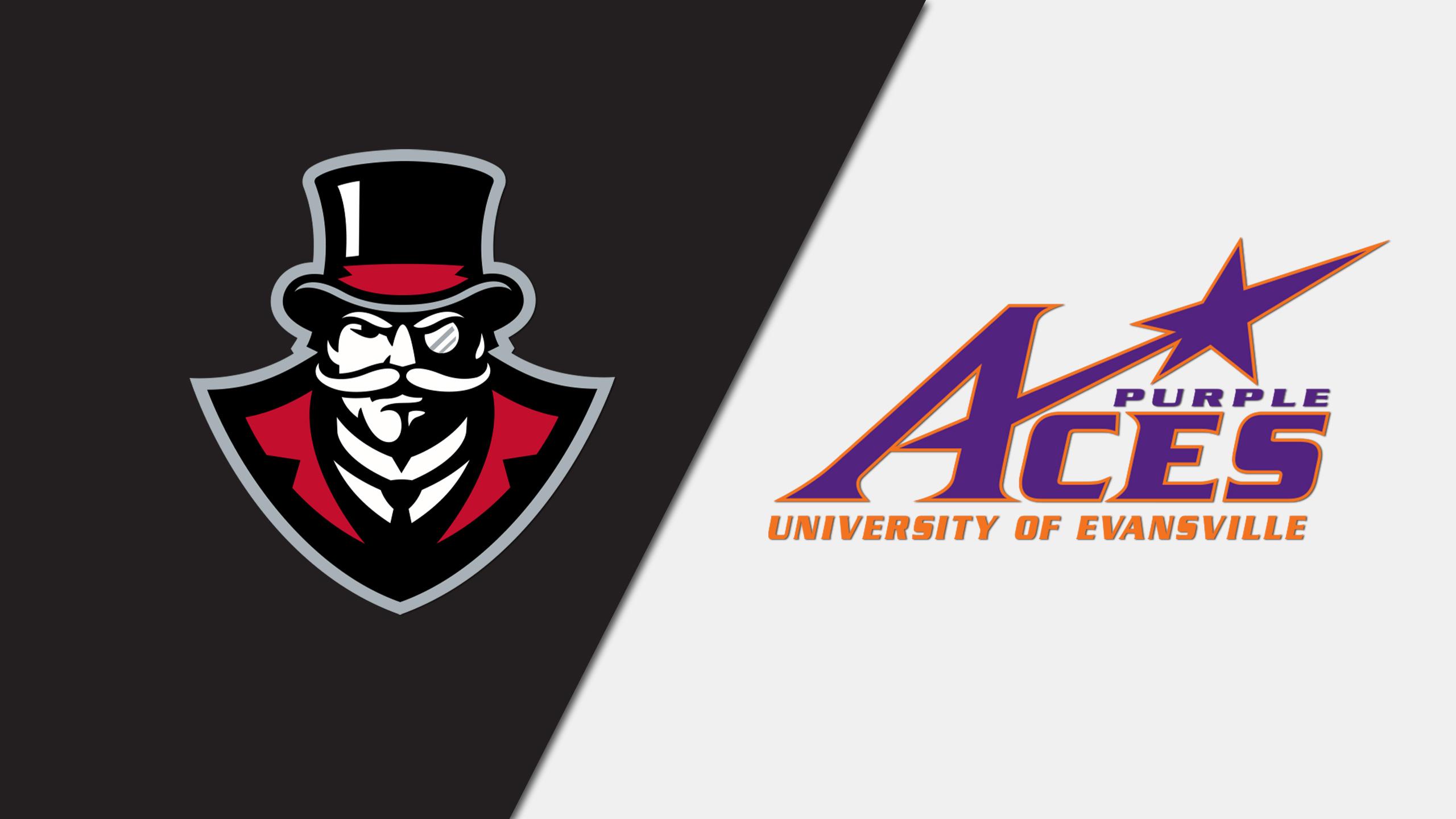 Austin Peay vs. Evansville (W Basketball)