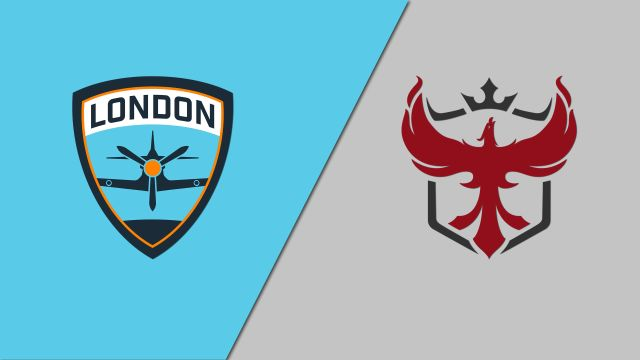 London Spitfire vs. Atlanta Reign (Esports)