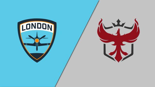 London Spitfire vs. Atlanta Reign (Esports)