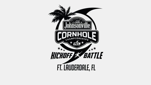 Johnsonville ACL Cornhole Championships: 2020 Kickoff Battle