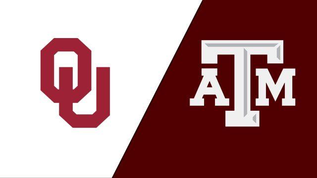 Oklahoma vs. Texas A&M (W Volleyball)