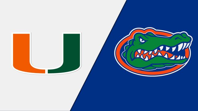 Miami Hurricanes vs. Florida Gators (Football)