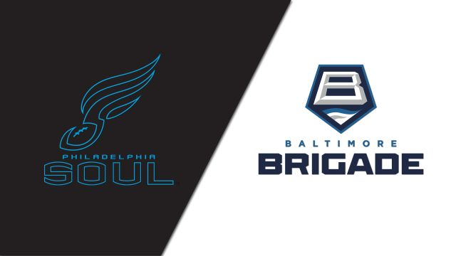 Philadelphia Soul vs. Baltimore Brigade (Arena Football League)