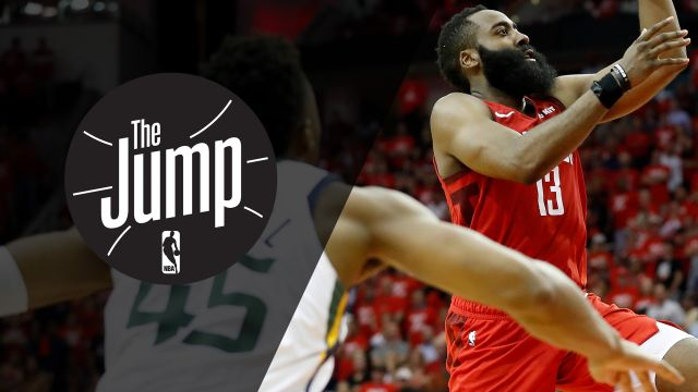 Thu, 4/25 - NBA: The Jump