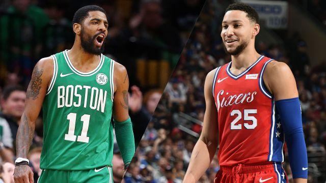 In Spanish-Boston Celtics vs. Philadelphia 76ers