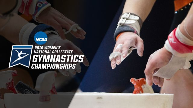 NCAA Women's Gymnastics Championships (All-Around, Semifinal #2) (W Gymnastics)