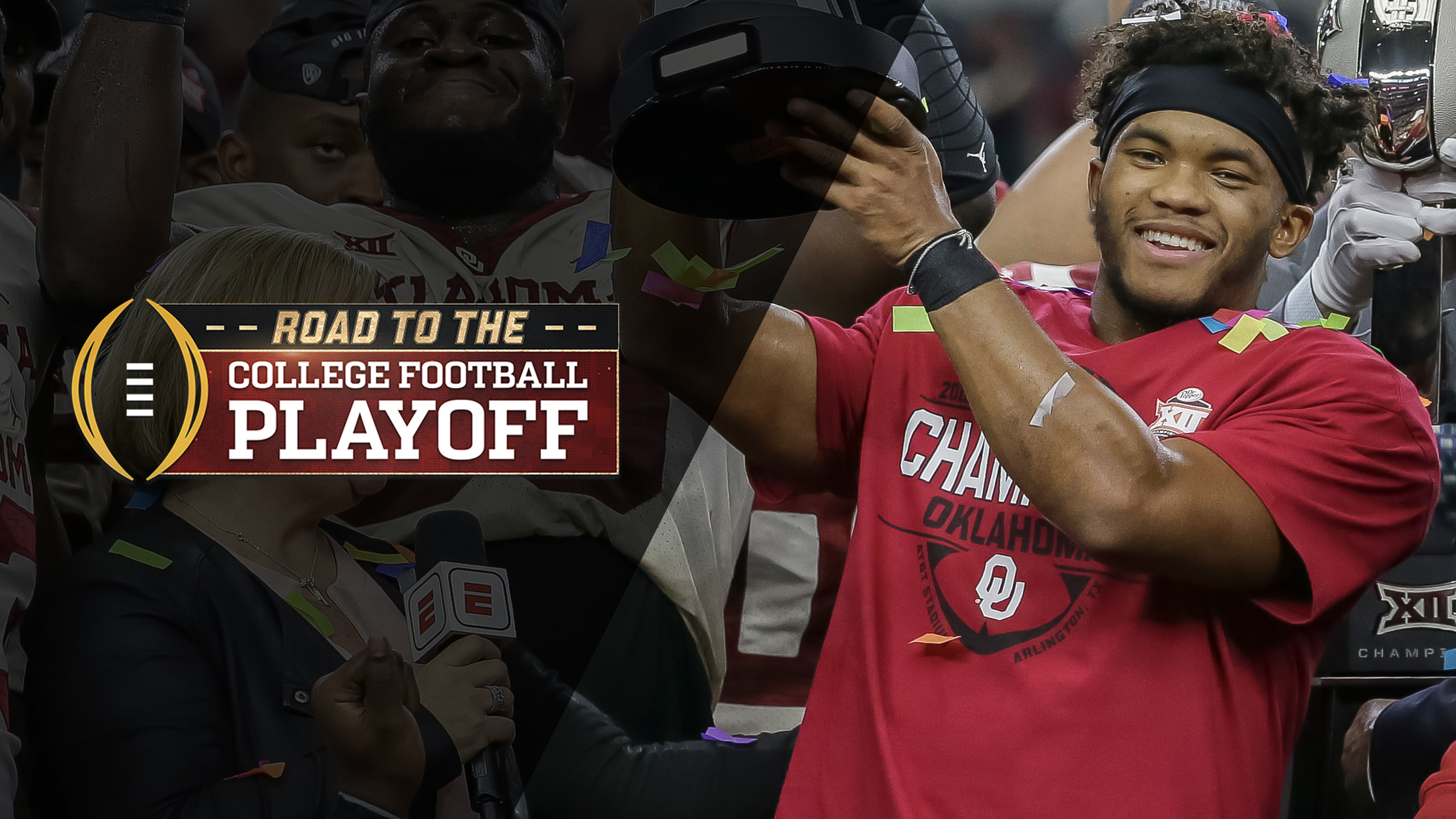 Road To The College Football Playoff Presented by Capital One