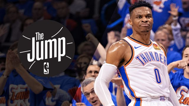 Mon, 4/22 - NBA: The Jump