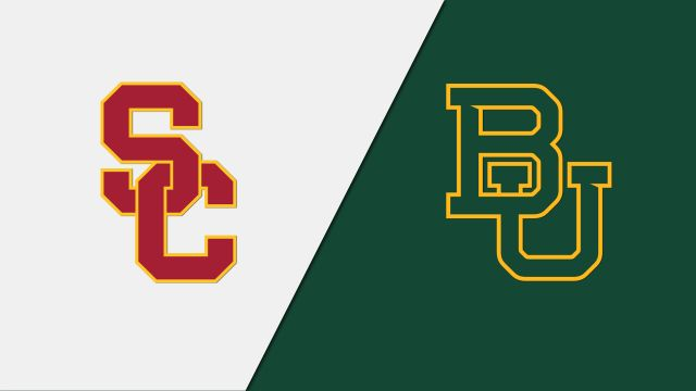 USC vs. #1 Baylor (Second Round) (NCAA Women's Volleyball Tournament)