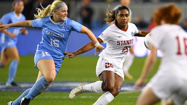 #1 North Carolina vs. #1 Stanford (Championship) (NCAA Women's Soccer Championship)