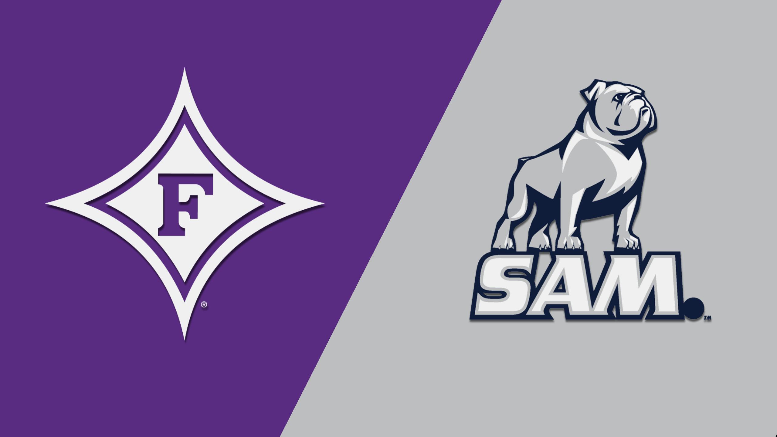 Furman vs. Samford (W Basketball)