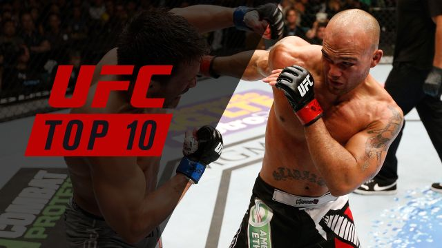UFC Top 10: Knockout Artists