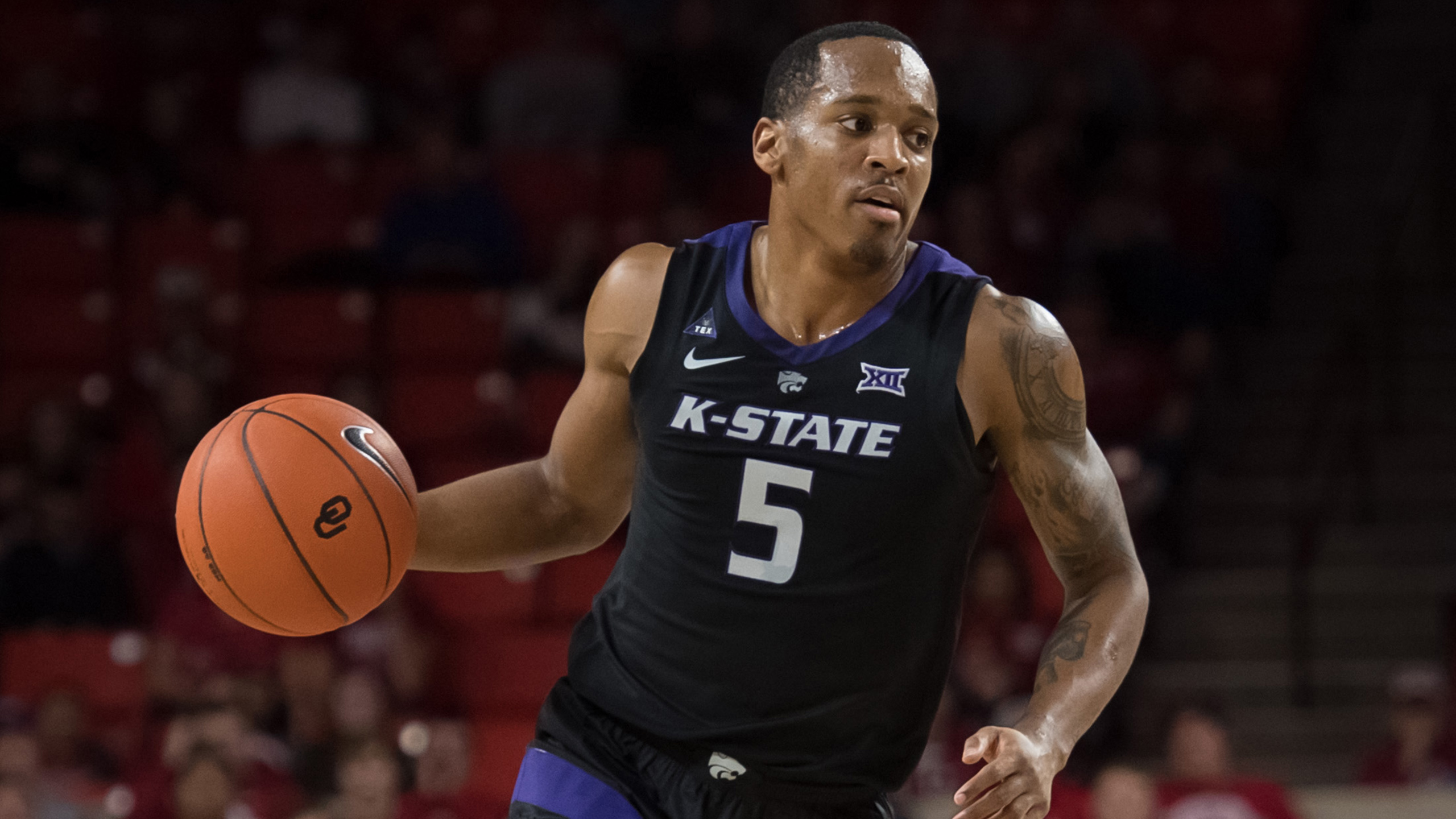 #18 Kansas State vs. Texas (M Basketball) (re-air)