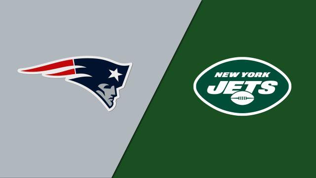 In Spanish-New England Patriots vs. New York Jets
