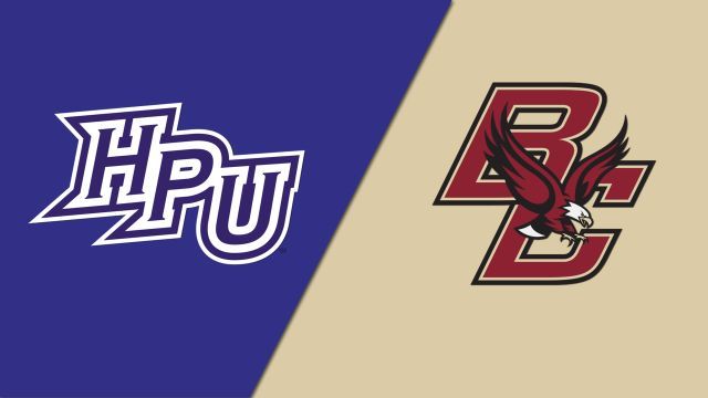 High Point vs. Boston College (M Basketball)