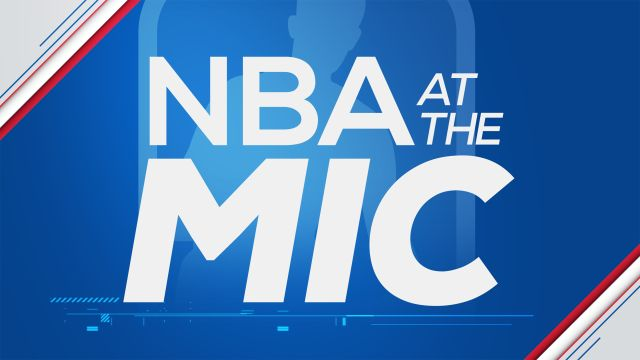 Thu, 6/13 - NBA At The Mic