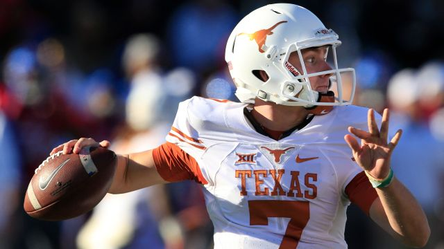 Texas vs. Oklahoma State (Football)