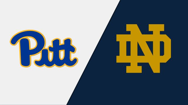 #3 Pittsburgh vs. Notre Dame (W Volleyball)