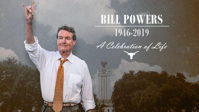 Bill Powers Memorial Service