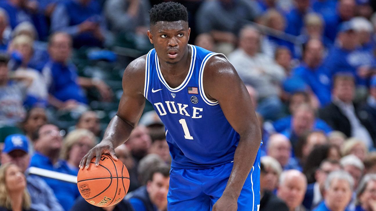 Eastern Michigan vs. #1 Duke (M Basketball)