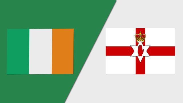 Republic of Ireland vs. Northern Ireland (International Friendly)