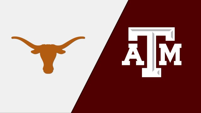 Texas Longhorns vs. Texas A&M Aggies (re-air)