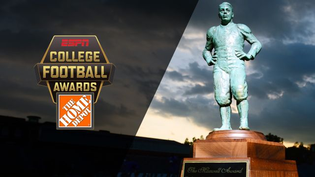 Thu, 12/12 - The Home Depot College Football Awards