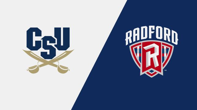 Charleston Southern vs. Radford (Game 4) (Baseball)