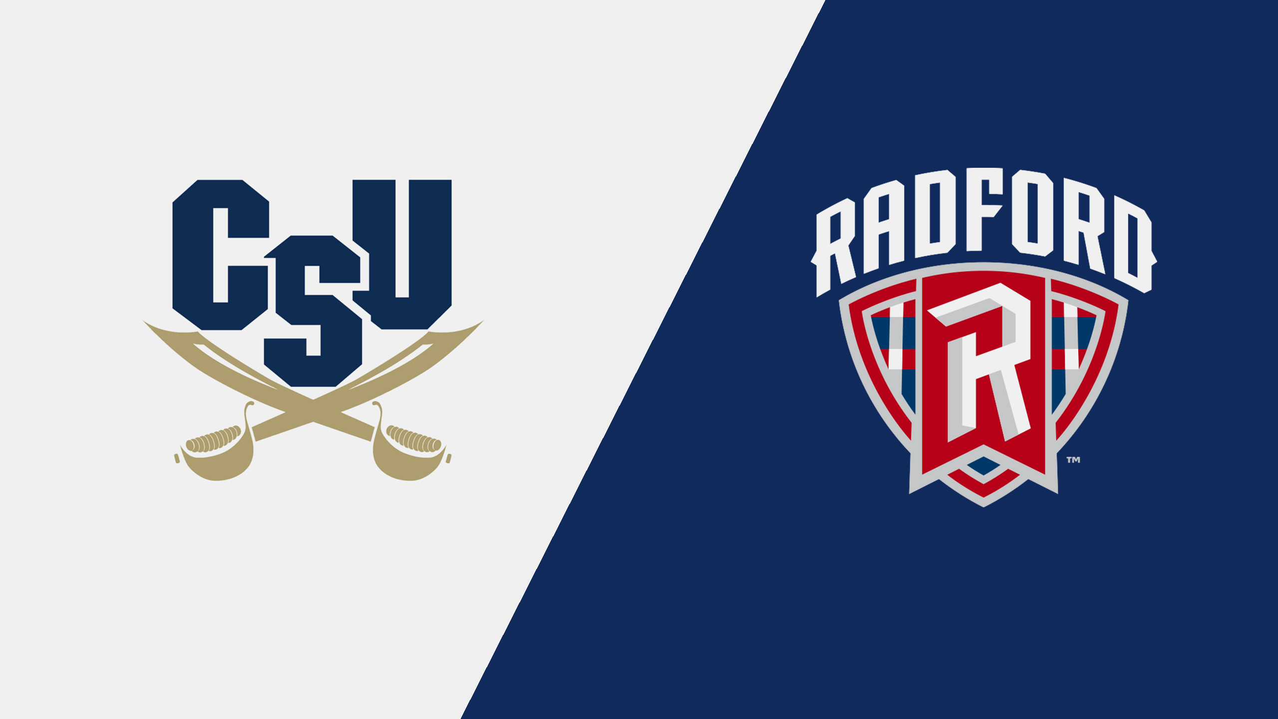 Charleston Southern vs. Radford (Game 4)