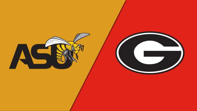 Alabama State vs. #15 Georgia (Softball)
