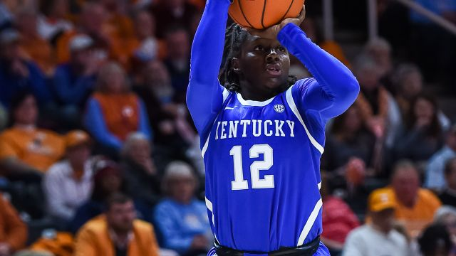 Stetson vs. #13 Kentucky (W Basketball)